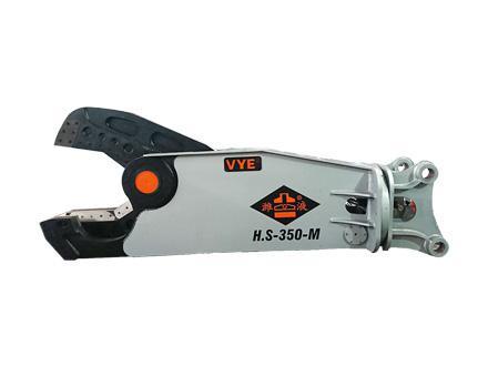H.S-350挖掘机yabo手机剪