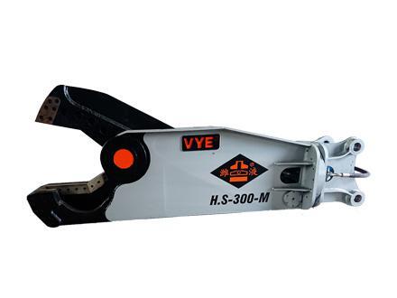 H.S-300挖掘机yabo手机剪