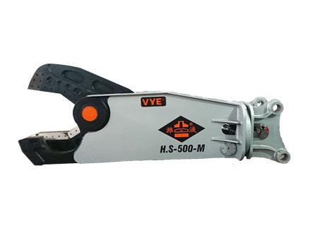 H.S-500挖掘机yabo手机剪