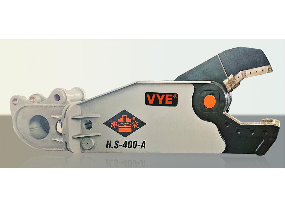 H.S-400挖掘机yabo手机剪